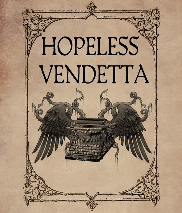 New Hopeless Vendetta logo by CopperAge
