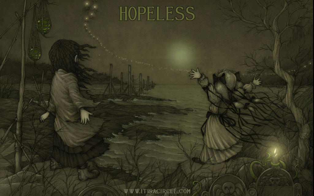 'Hopeless' wallpaper by CopperAge