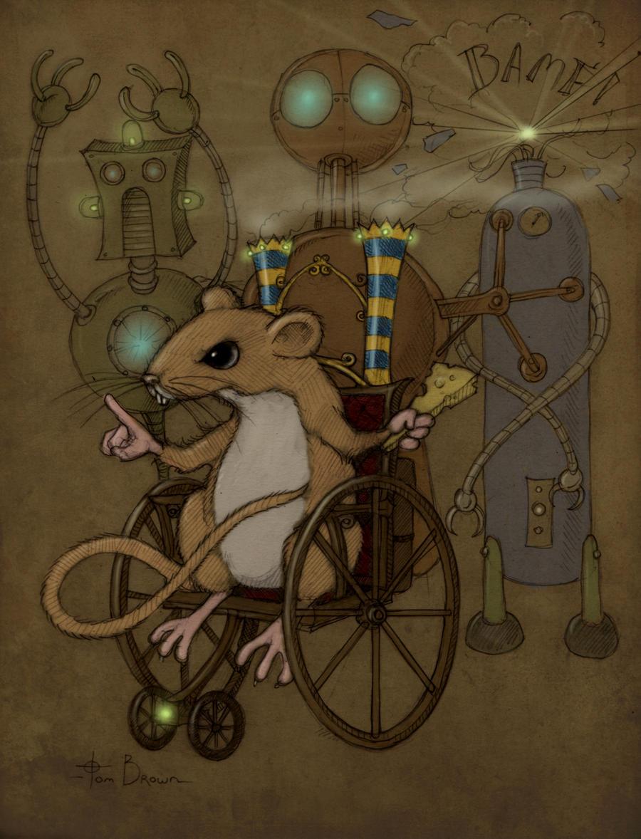 Wheel Mouse