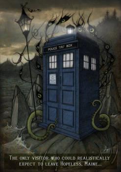 TARDIS on Hopeless