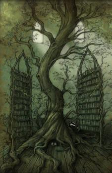 Neverland's Library tree