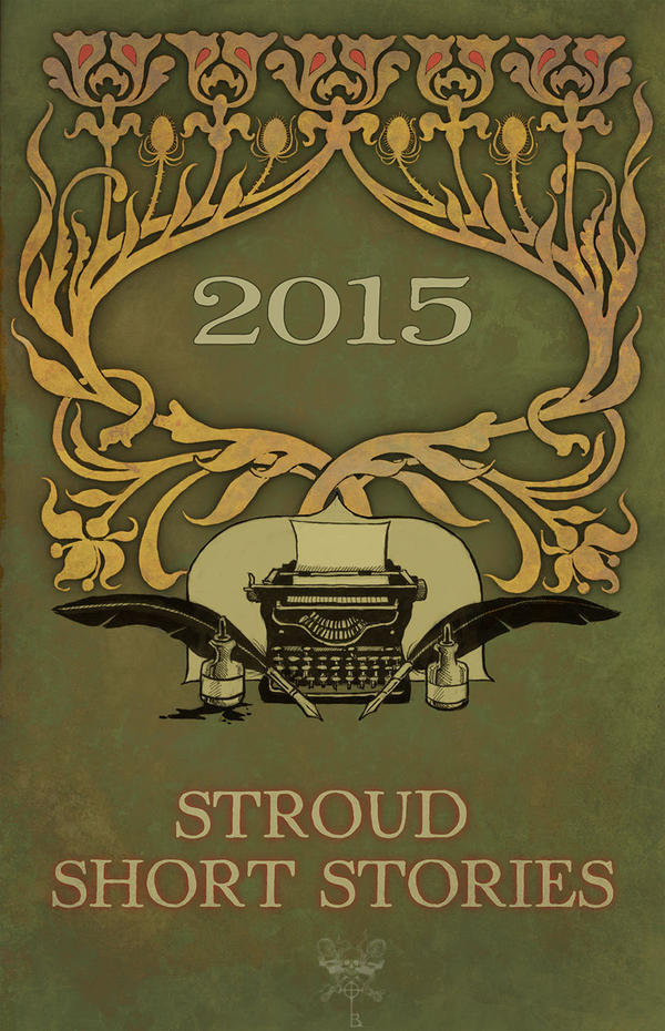 Stroud short stories anthology cover art by CopperAge