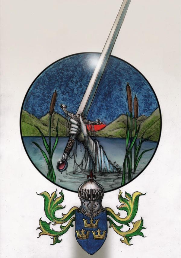 Excalibur by CopperAge