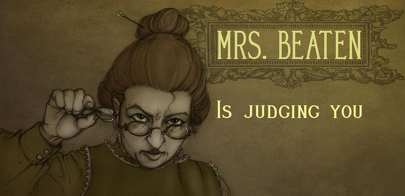 The unspeakable difficulties facing Mrs Beaten | The