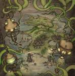 Hopeless Traveller cover art redux by CopperAge