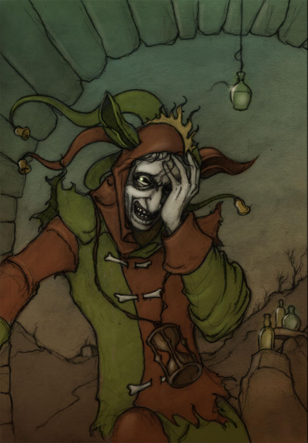 The Jester by CopperAge