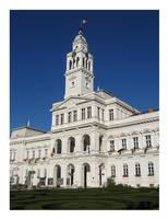 Arad City Hall by BlueAnomiS