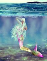 Ocean Beauty by Scarredhuntress