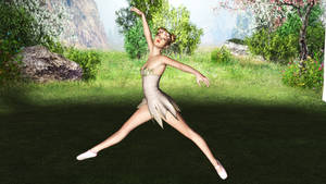 Ballet 1 by Scarredhuntress
