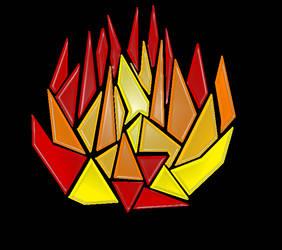 broken fire