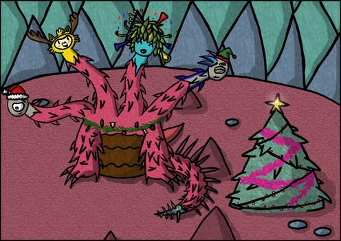 We Wish You a Cutedra Christmas