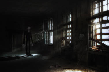 Slenderman Asylum by Buttu1991