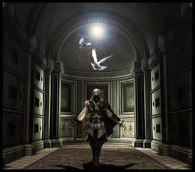 Ezio Auditore da Firenze by Buttu1991