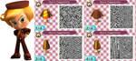 Wreck-It Ralph - Rancis Fluggerbutter for AC:NL by gideongraves