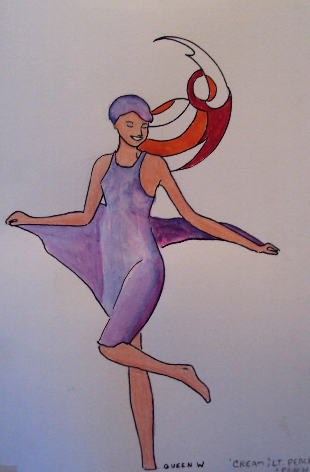 QR purple by Aestrolines