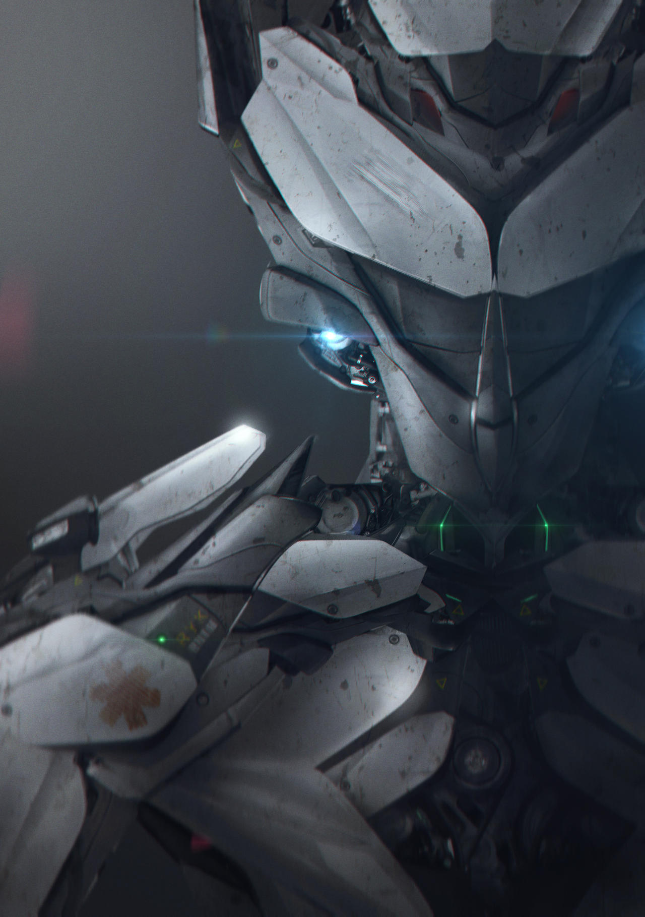 Robot 02 by kievda