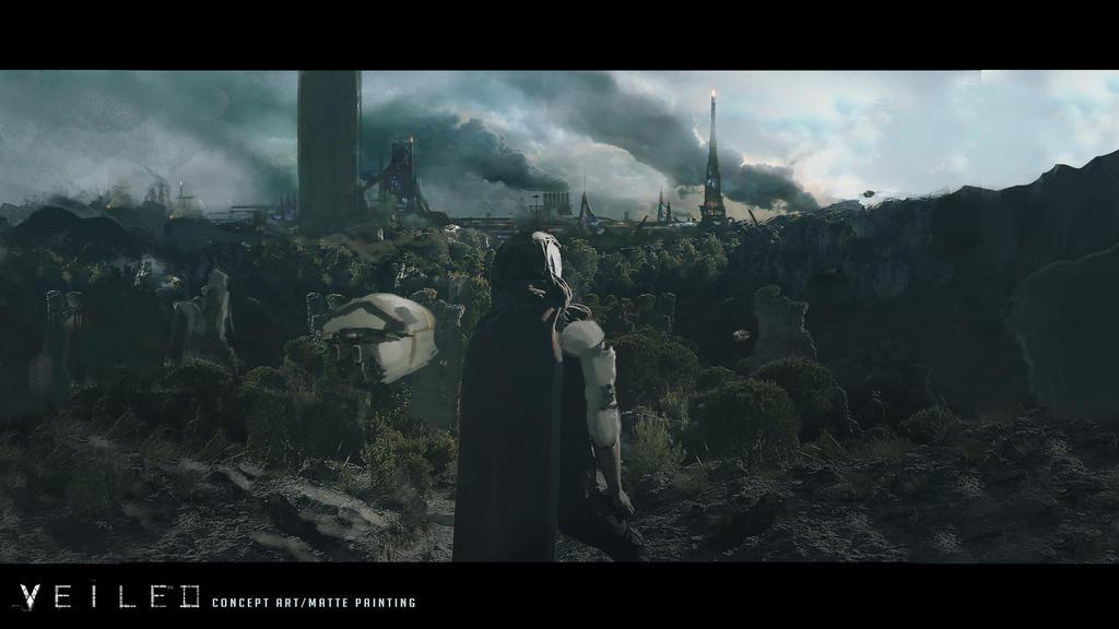 Concept_landscape #Veiled by kievda