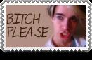 Bitch Please 1 Stamp by surunkeiju