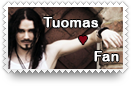 Tuomas Fan 1 Stamp by surunkeiju