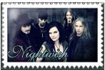 Nightwish 2 Stamp by surunkeiju