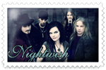 Nightwish 2 Stamp by surunkeiju