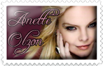 Anette Olzon 2 Stamp by surunkeiju
