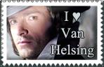 I Love Van Helsing by surunkeiju