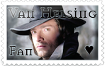 Van Helsing Fan 1 Stamp by surunkeiju
