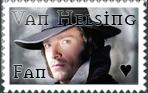 Van Helsing Fan 1 Stamp by surunkeiju