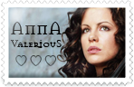 Anna Valerious Stamp by surunkeiju