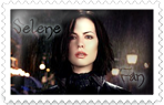 Selene Fan Stamp by surunkeiju