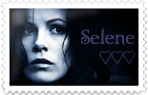 Selene Stamp by surunkeiju