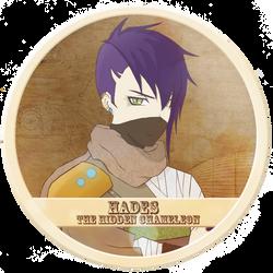 Hades, the hidden chameleon by ShioriAkira
