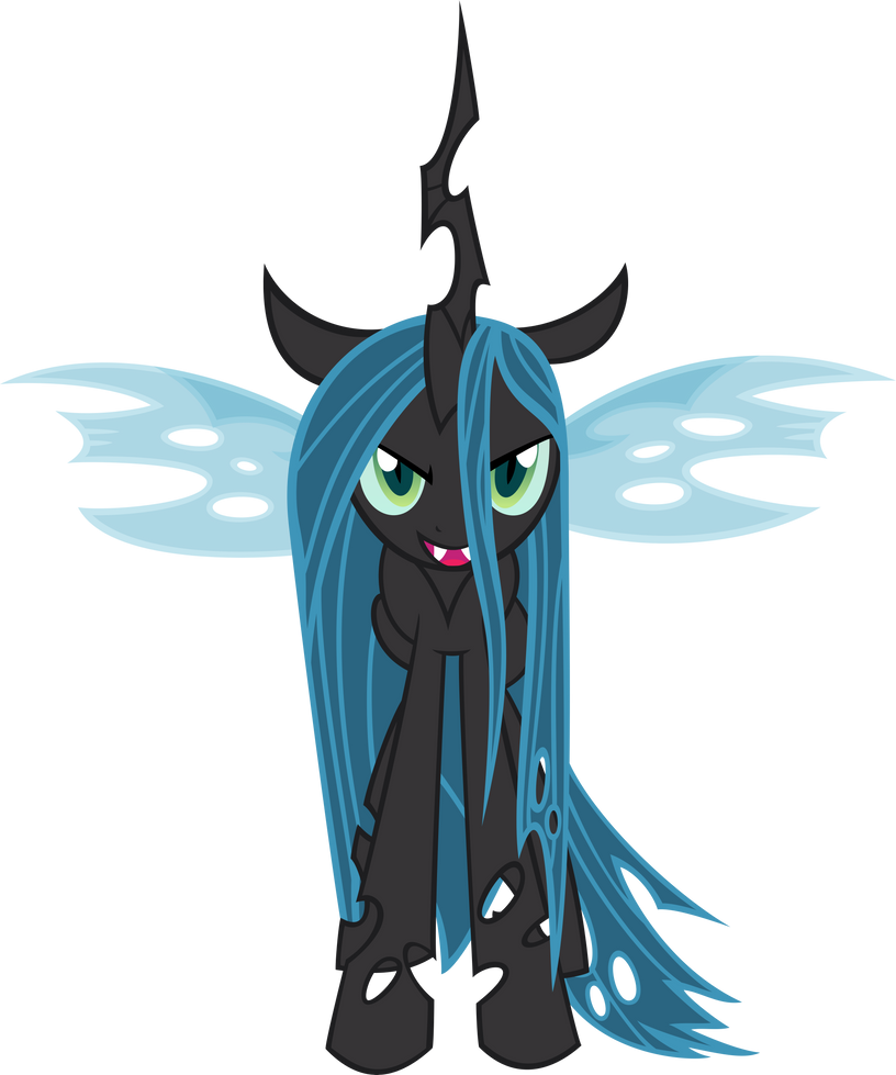 queen chrysalis hipster - photo #42