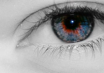 Just eye? by A-DD