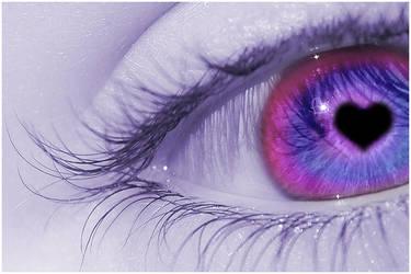 Love Eye I by A-DD