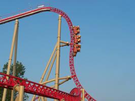 Cedar Point's Maverick by courtniemiller