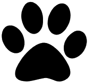 paw print transparent by tigers shadow on deviantart paw print clip art free images paw prints clip art free use