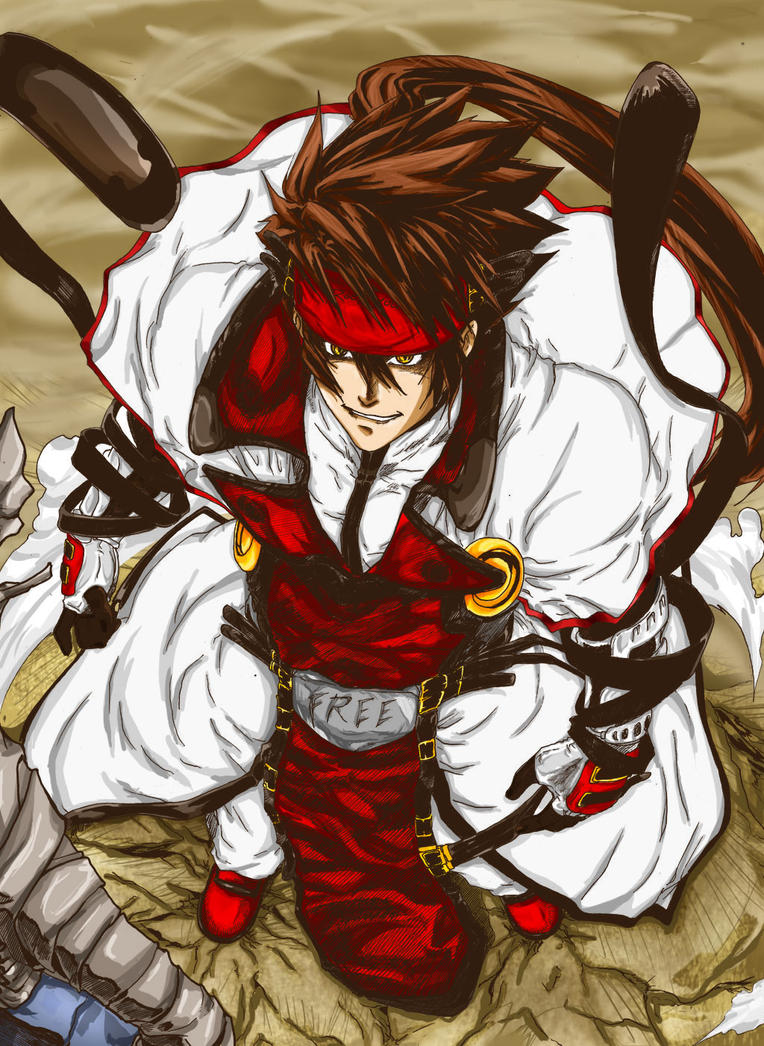 [Game do Mês] - Guilty Gear  Order_sol_collaboration_by_kbladez
