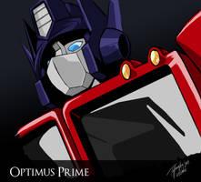 G1 Optimus Prime by KBladez