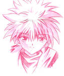 Red Killua