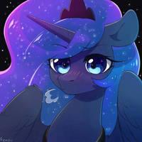 Princess of The Night by Fensu-San