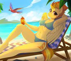 Beach Rest - Safe ver. by Fensu-San