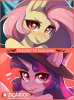 October Exclusive Arts by Fensu-San