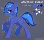 Moonlight Glisten Reference