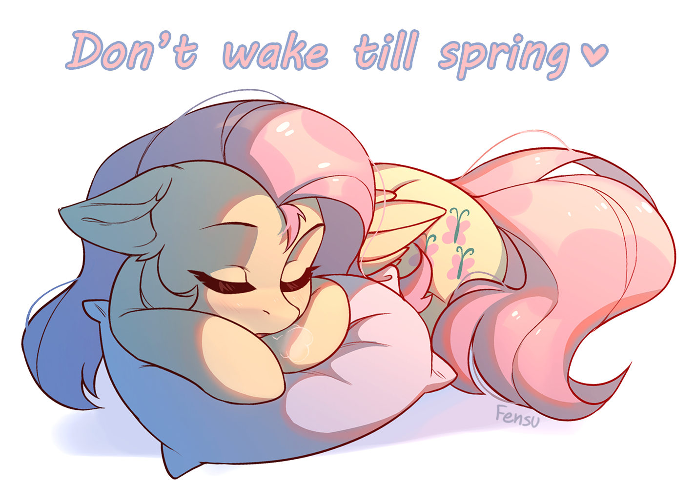 Sweet Dreams by Fensu-San