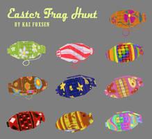 Easter Frag Grenade Hunt Mod by KazFoxsen