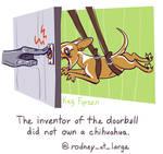 Twaggie 2: Doorbell Chihuahua