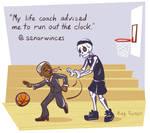 Twaggie 4: Run the Clock