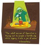 Twaggie 9: Operation Salsa